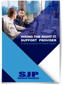 Hiring the Right IT Support Provider