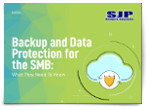 Backup And Data Protection For SMB