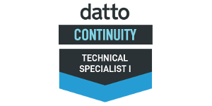 Datto Continuity Technical Specialist